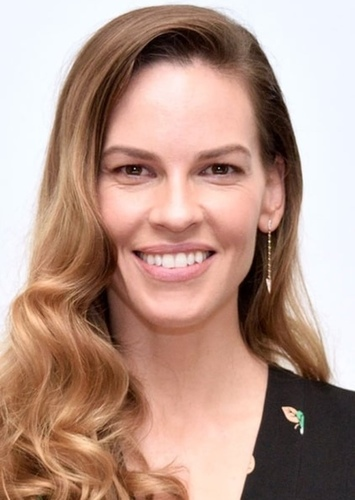 Hilary Swank as Sarah Koenig in Framed