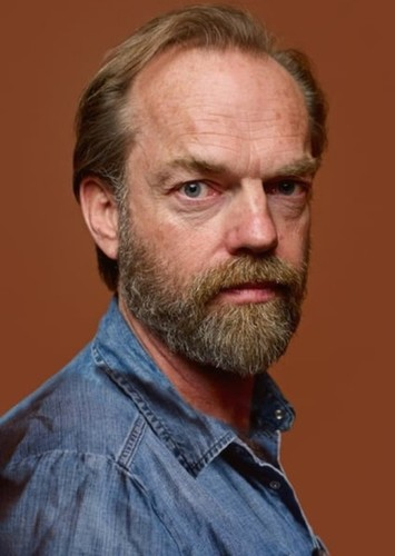 Hugo Weaving as Alan Blunt in Alex Rider