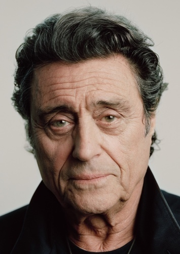 Ian McShane as Woraug in Enchanted Forest Chronicles