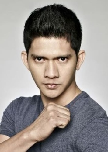 Iko Uwais as Jedi Master Ferren Barr in Vader: A Star Wars Story