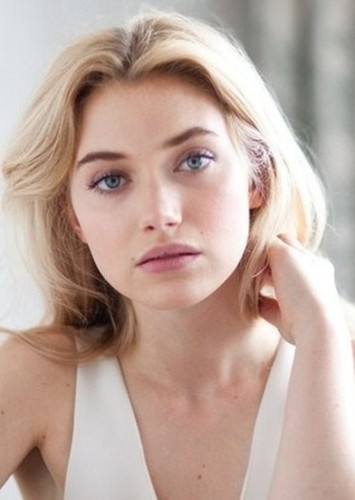 Imogen Poots as Iris West in Justice League