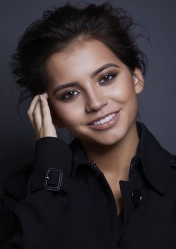 Isabela Moner as Ileana Tellez in Aristotle and Dante Discover the Secrets of the Universe