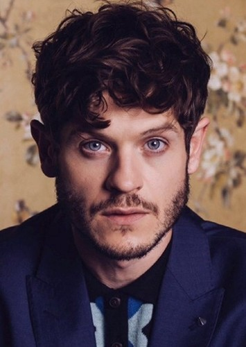 Iwan Rheon as Kyknos in 12 Labours of Hercules