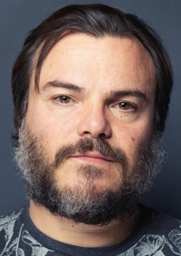 Jack Black as Mr. Meadows in J.J. Abrams' Jaws