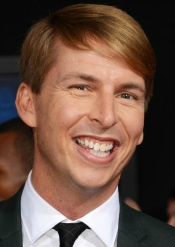 Jack McBrayer as Hugh Padgham in Synchronicity