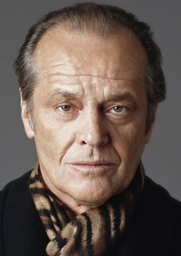 Jack Nicholson as Dr. Light in Mega Man (1980's Movie)