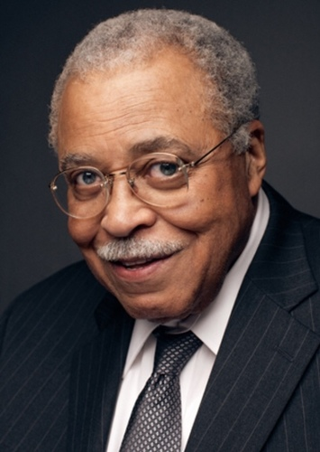 James Earl Jones as Grand pabbie in Frozen
