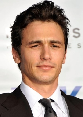 James Franco as James Garner in Steve McQueen Biopic