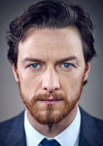 James McAvoy as The Cannibal in Evening of Reckoning