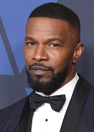 Jamie Foxx as Spawn in Image Cinematic Universe