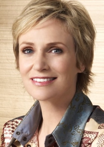 Jane Lynch as Judy Witwicky in Transformers