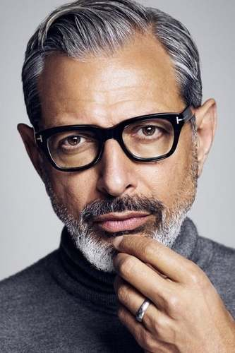 Jeff Goldblum as Emperor Penguin in Voices of the Animal Kingdom