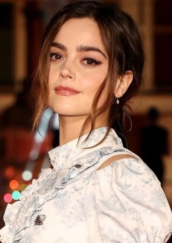 Jenna Coleman as Artemis in Greek Myths