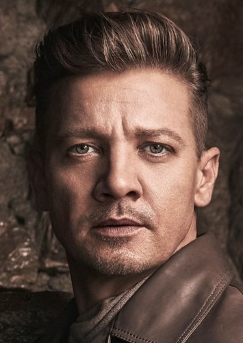 Jeremy Renner as Steve McQueen in Steve McQueen Biopic