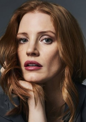 Jessica Chastain as Pamela Isley in The Long Halloween / Dark Victory