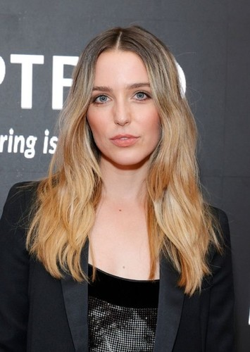 Jessica Rothe as Black Widow in Marvel TV Universe