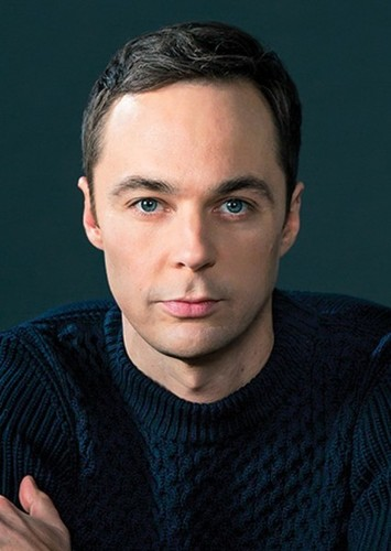 Jim Parsons as Robert Fripp in Synchronicity