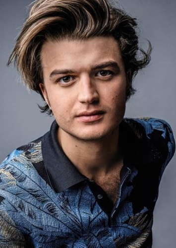 Joe Keery as David Lightman in WarGames