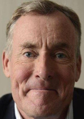 John C. McGinley as Steven's Father in The Cable Guy