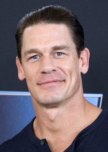 John Cena as Uncle Placide in Benny Breakiron