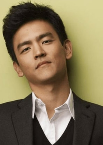 John Cho as Augie's Dad in My Most Excellent Year
