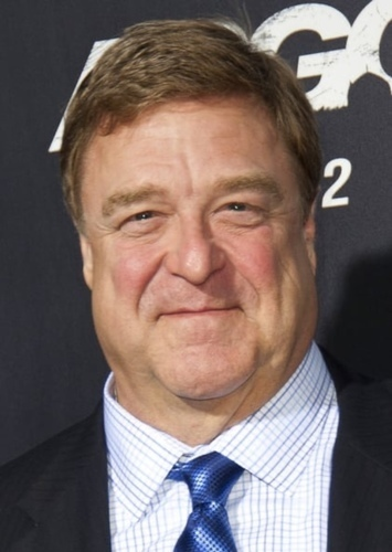 John Goodman as Crocodile in Voices of the Animal Kingdom
