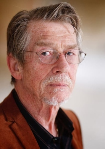 John Hurt as Johann Schmidt in Captain America the first avengers (2001)
