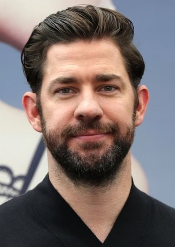 John Krasinski as Jack Kirby, in Comic Legends