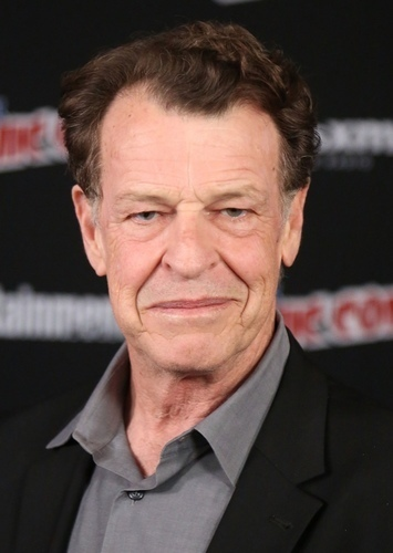John Noble as Unicron (After Credits) in The Transformers