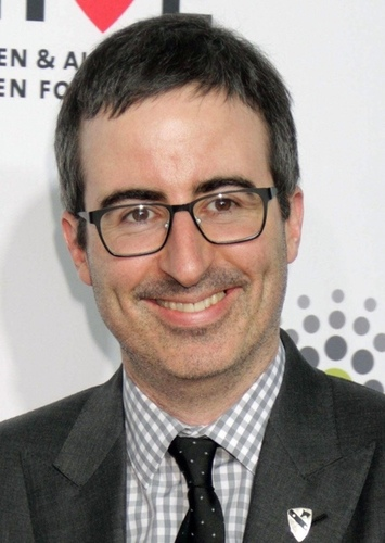 John Oliver as Zazu in The Lion King
