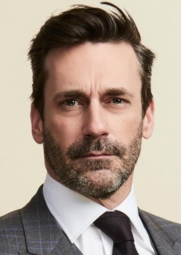 Jon Hamm as Robert Parish in The Raven Cycle