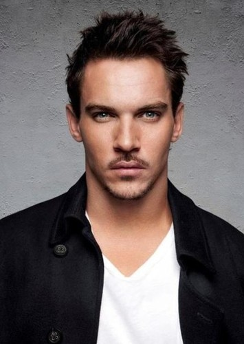 Jonathan Rhys Meyers as Malphas in Death is My BFF
