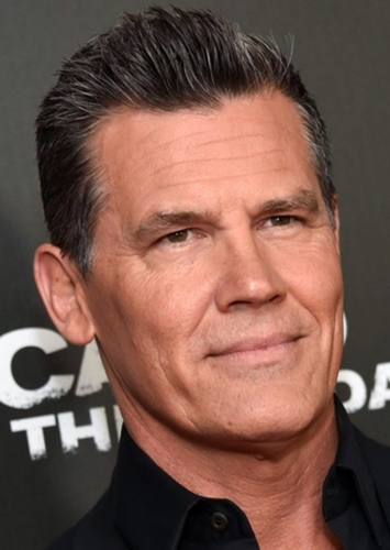 Josh Brolin as Nathan Summers in The LEGO Deadpool Movie
