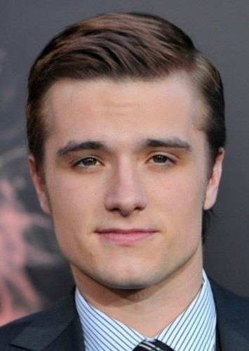 Josh Hutcherson as Troy in Stranger Things (30 Years Later)