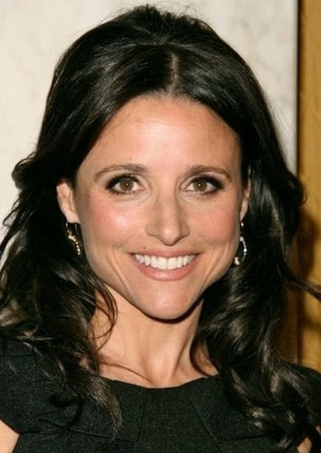Julia Louis-Dreyfus as Actor/Actress #77 in What Actors should've appeared on Schooled (2019-present)