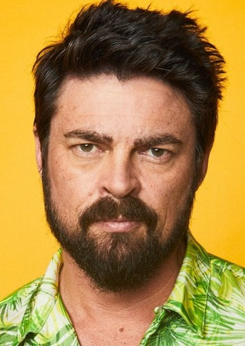 Karl Urban as Terence in Thomas and Friends: The Mystery of the Golden Solar Birch