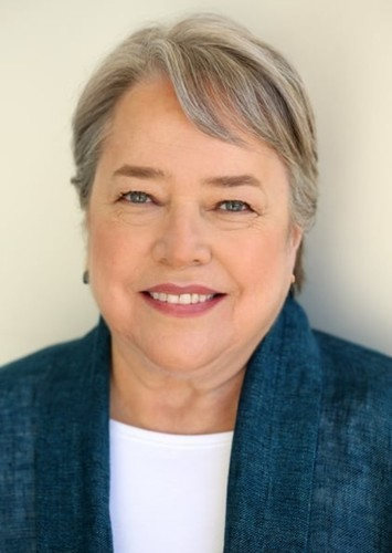 Kathy Bates as Granny Goodness in Superman