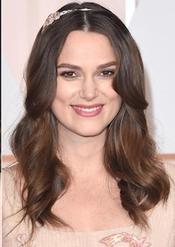 Keira Knightley as Karla Sofen in Marvel Cinematic Universe -- Legends One