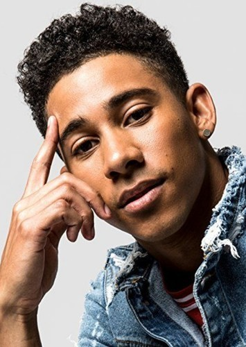 Keiynan Lonsdale as Wallace West in The Flash (Arrowverse)