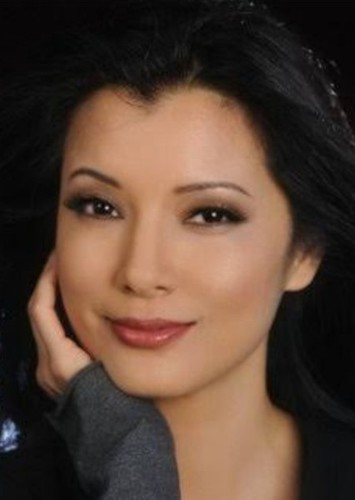 Kelly Hu as Impa in The Legend of Zelda
