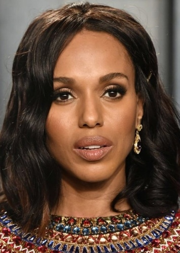 Kerry Washington as Diane Terrell in Kung Pao Soul Food