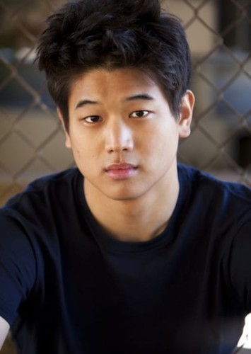Ki Hong Lee as Henry Cheng in The Raven Cycle