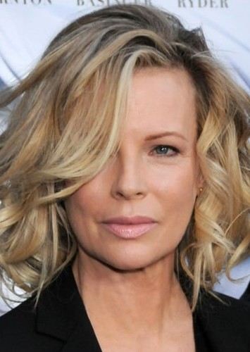 Kim Basinger as Vicki Vale in Batman Forever and Batman and Robin