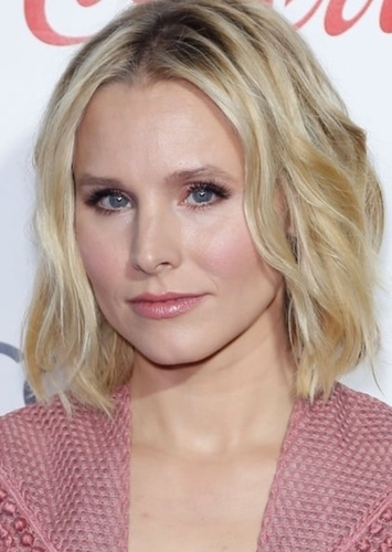 Kristen Bell as Frost in Mortal kombat armageddon