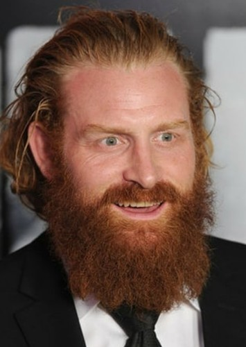 Kristofer Hivju as Jorund in Thorgal