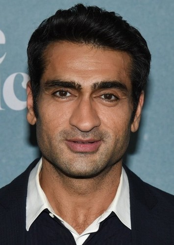Kumail Nanjiani as Lt. Kif Kroker in Futurama