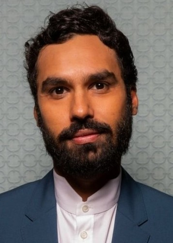 Kunal Nayyar as David Singh in The Flash