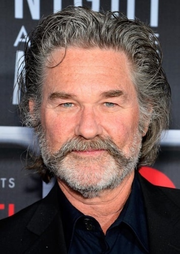 Kurt Russell as Perry White in Superman