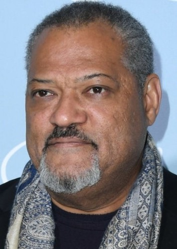 Laurence Fishburne as Director in The Alchemist