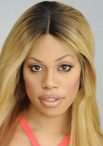 Laverne Cox as Papa Ge in Once on This Island